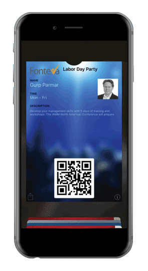 Fonteva Events enables you to access event details like registration and ticketing via the Salesforce1 mobile app.